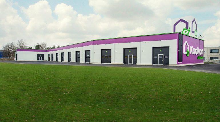 Tallinnas avati igamehe laohoone, mis on avatud 24/7 ning mille juhtimine käib üle nutiseadme.